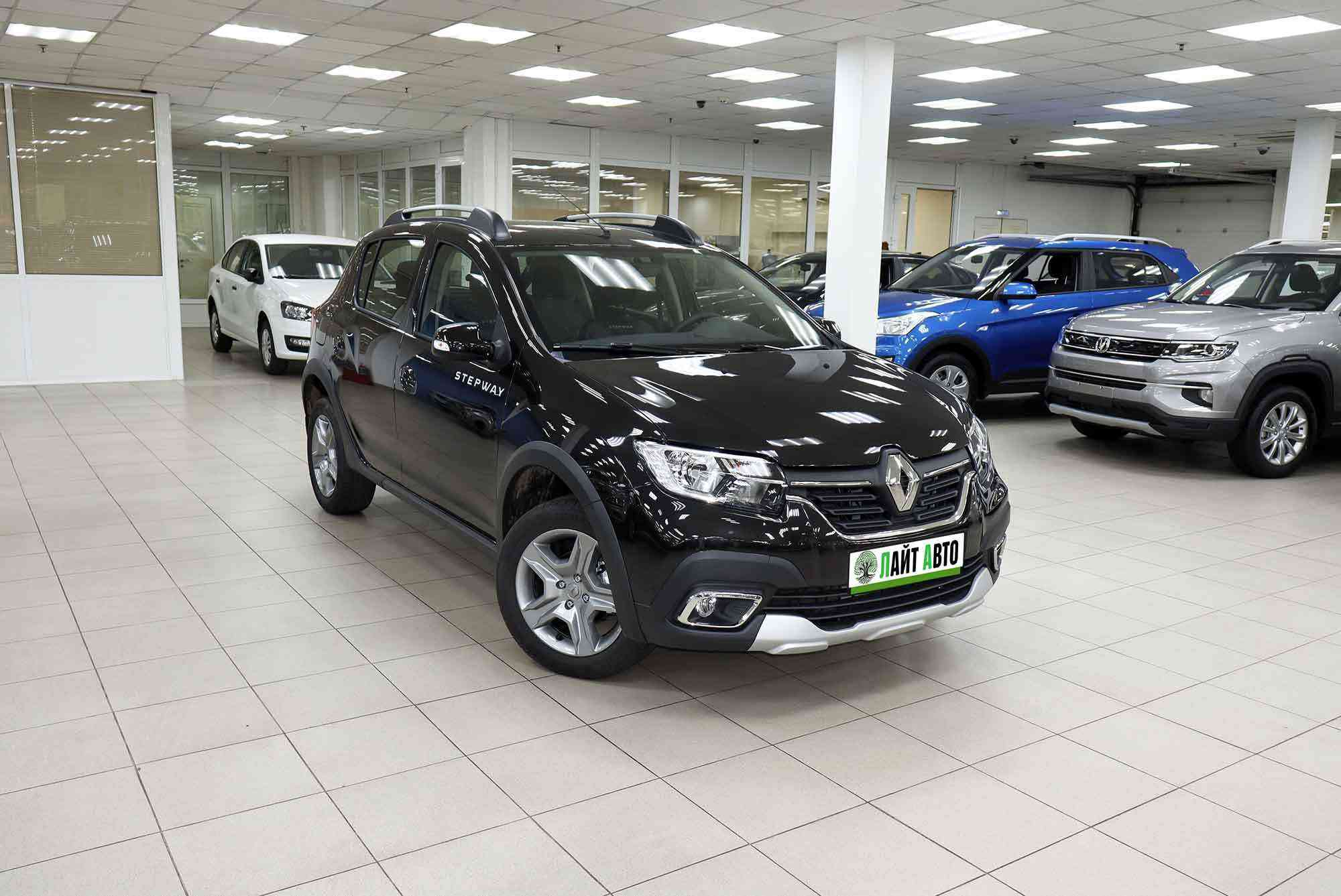 Renault New Sandero Stepway  по цене от 504 999 руб.