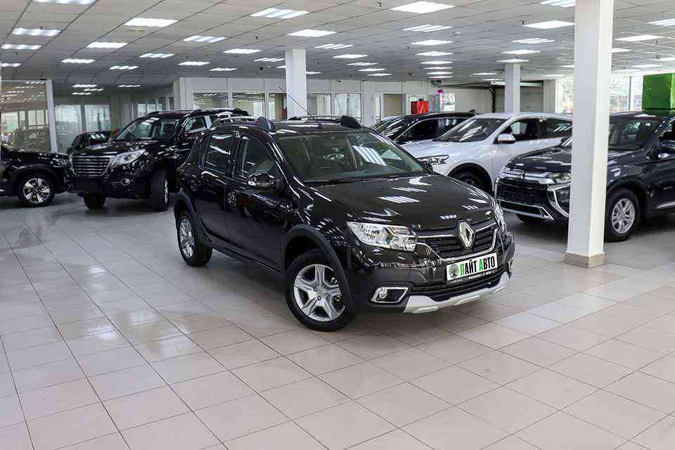 Renault New Sandero Stepway  по цене от 474 999 руб.